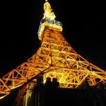 チーム夢蔵~MUSASHI 和太鼓三味線演奏活動 IN東京タワー