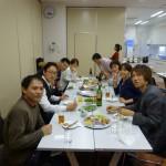 2014年11月3日絆プロジェクト2030 夢蔵~MUSASHIコンサート打ち上げ