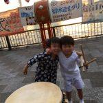 夢蔵ステージレポ 納涼水辺祭り 暑さに負けずキッズが堂々と発表!!