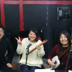 【和っしょいラジオ】篠笛とセッションの巻