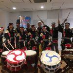 日本文化体験交流塾様 24名様 通訳案内士向けの和太鼓研修