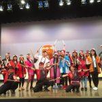 香港の音大生14名が和太鼓のお勉強にいらしてくれました!